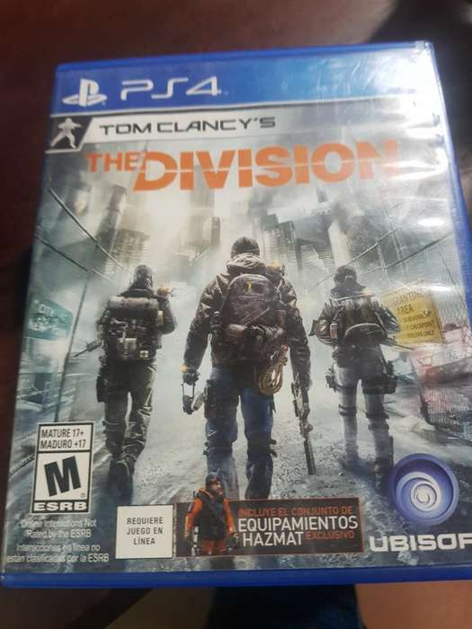 The Division Ps4