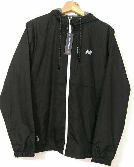 Chaqueta Impermeable New Balance 100 Original