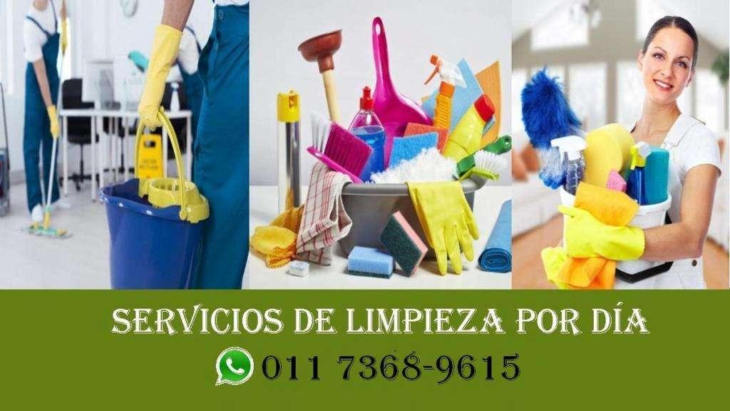 Servicios de Limpieza por hora