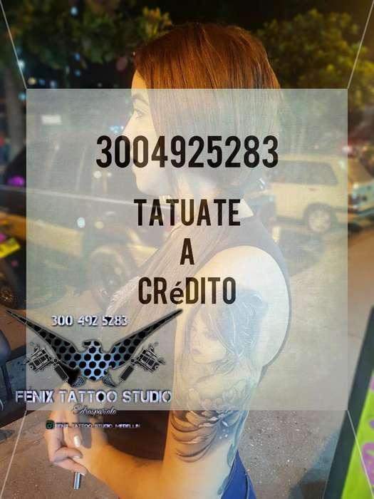 Tatuajes a Crédito