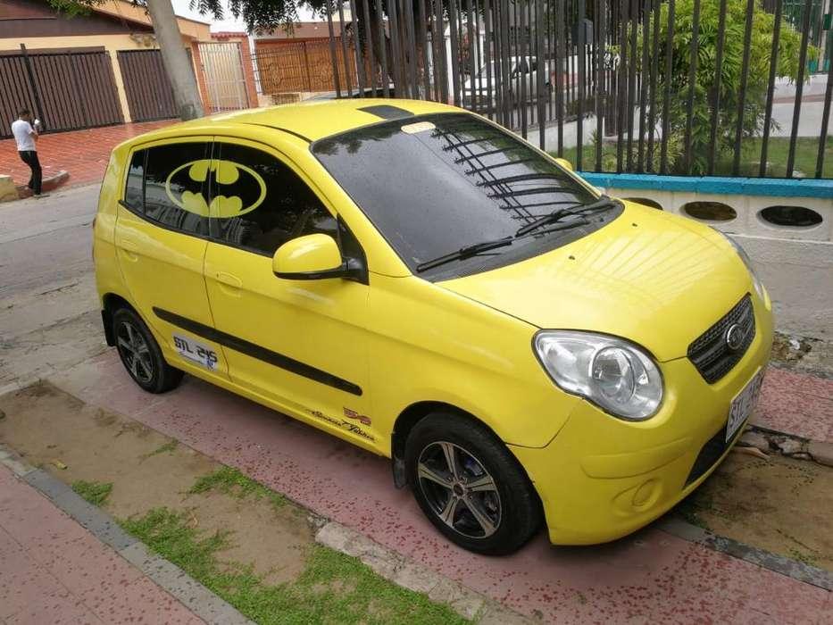 Taxi Kia Picanto 2010