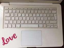 MacBook  Unibody White classic