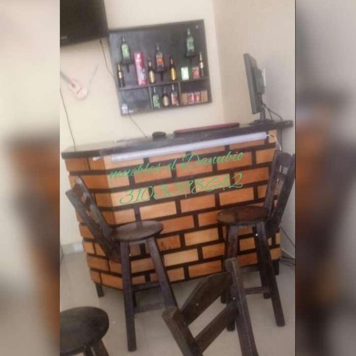 Mesas Y <strong>silla</strong>s para Bar O Restaurante