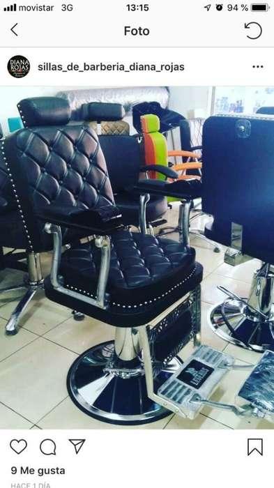 <strong>silla</strong> para Barberia Nueva