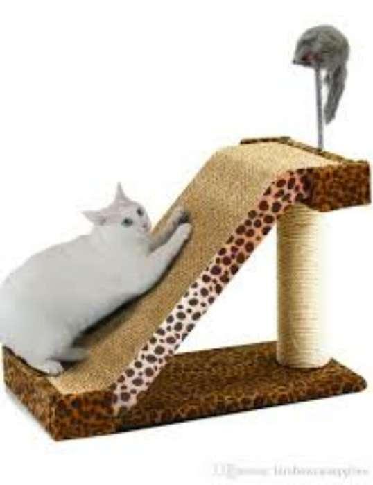 Rascador de <strong>gato</strong>