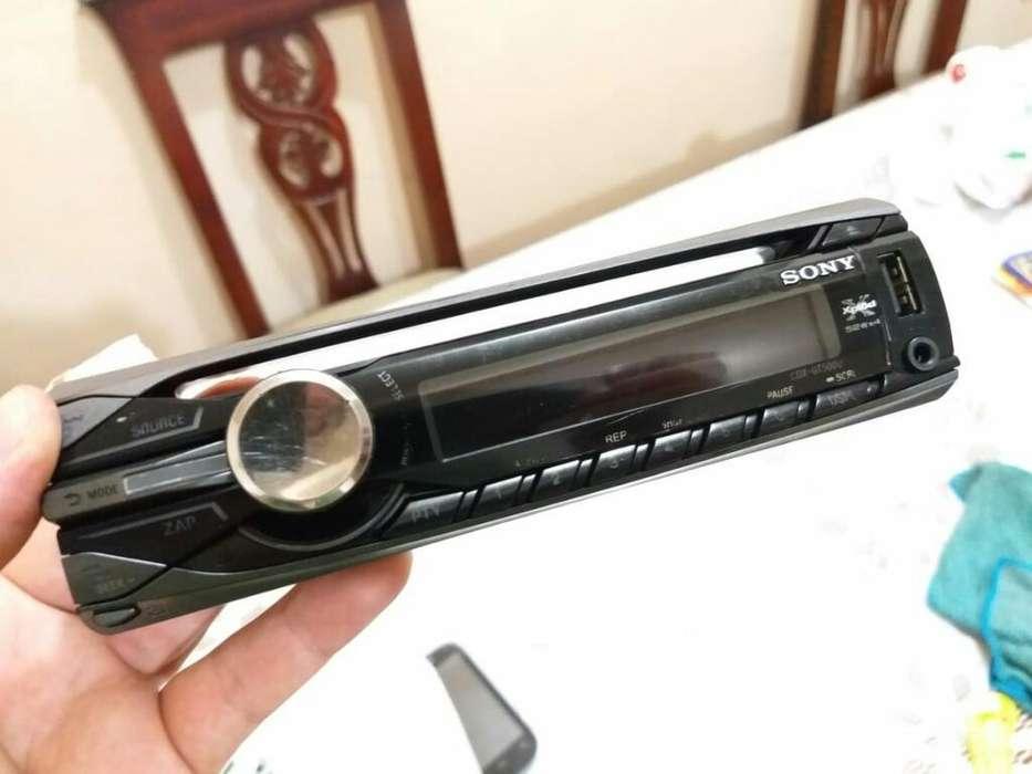 Mascarilla para Radio Sony Xplod Gt500
