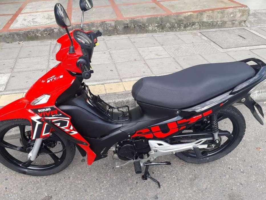 Suzuki Viva R Style Modelo 2015