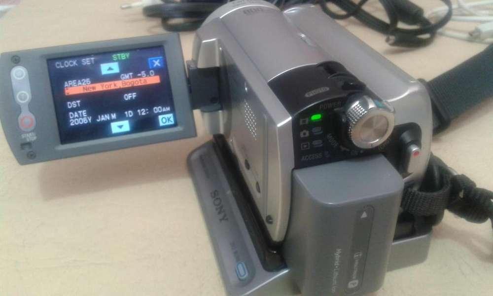HANDYCAM SONY DCR SR40 HDD