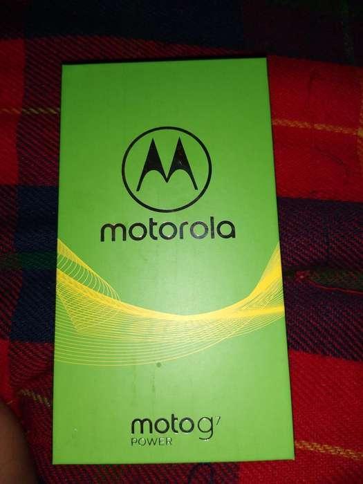 Se Vende Celular Motog7 Nuevo 8 Dias