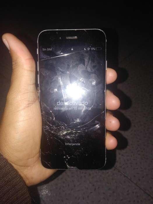 Vendocambio iphone6 detalle <strong>bateria</strong> y pantalla