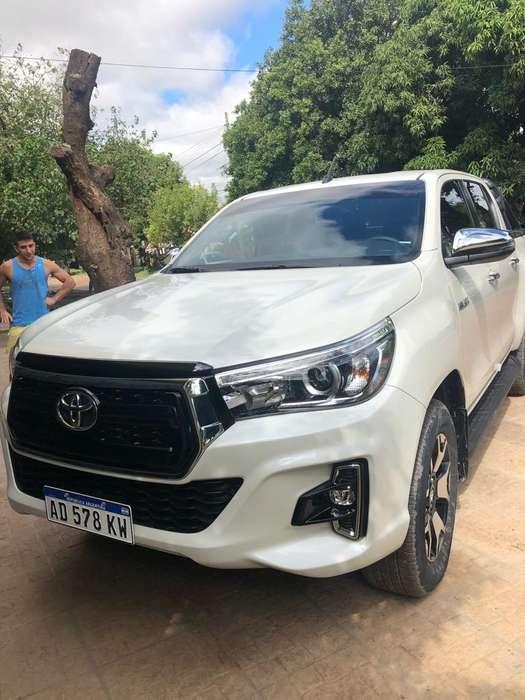 Toyota Hilux 2019 - 720 km