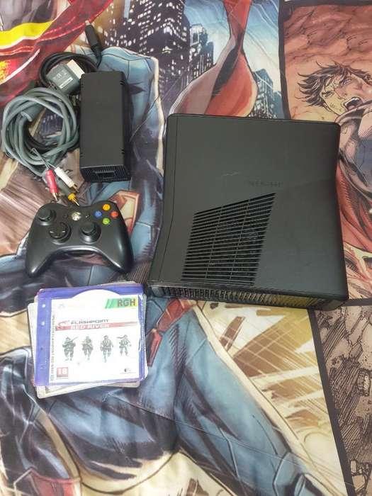 Xbox 360 Parche 5.0 Rgh
