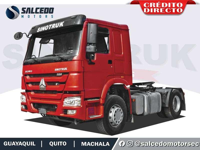 SINOTRUK - Camión T2 (30 toneladas)