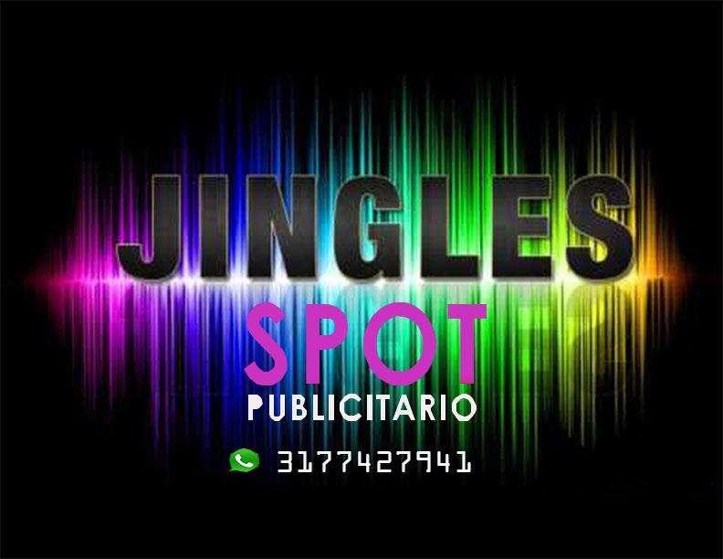 jingles y spot publicitario