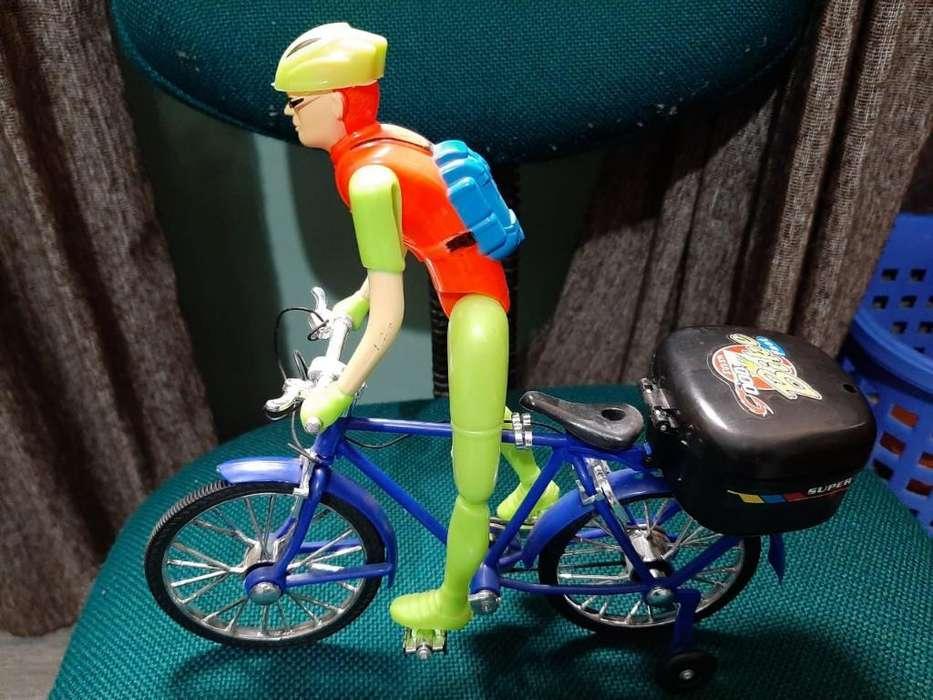 Bicicleta Interactiva