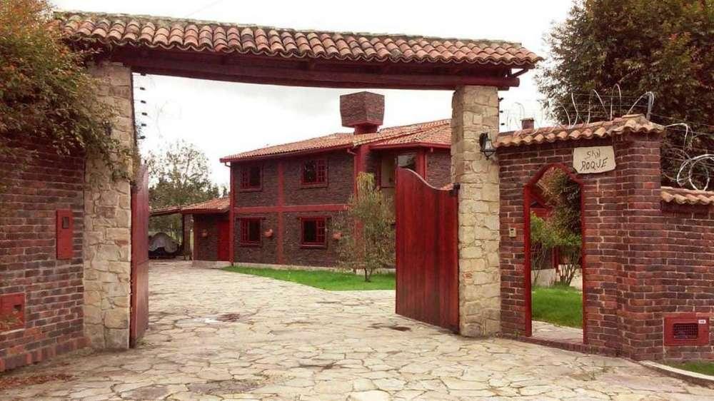 92493 - Se arrienda hermosa <strong>casa</strong> campestre en Guaymaral