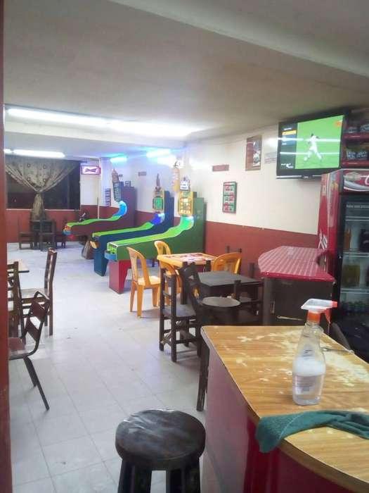 Vendo <strong>bar</strong> Y Campo de Minitejo