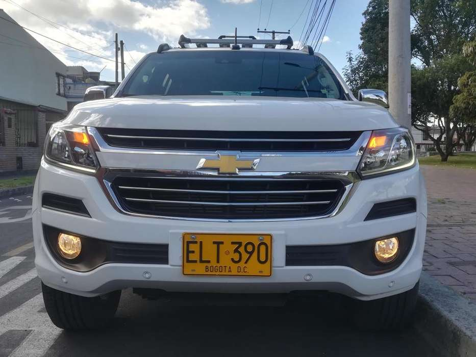 Chevrolet Trailblazer 2017 - 19000 km