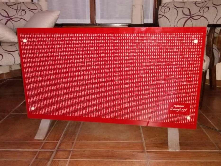 Vendo <strong>calefactor</strong> caloventor Peabody