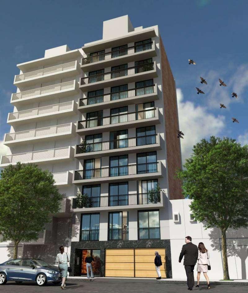 Venta oficina en construcción - San Lorenzo 1800 Rosario