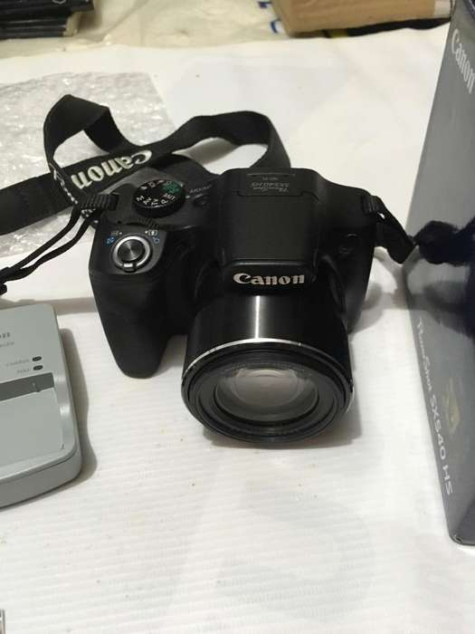 Cámara Canon Power Shot Sx540 Hs