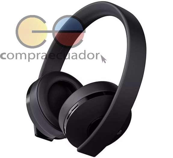 Sony Audífonos Headset Inalámbrico Gamer Ps3 Ps4 Psvita
