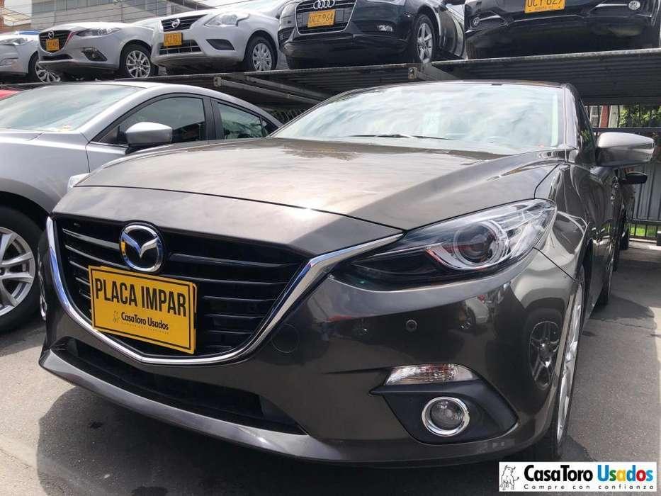 Mazda 3 2016 - 53718 km