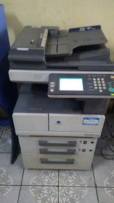 fotocopiado minolta
