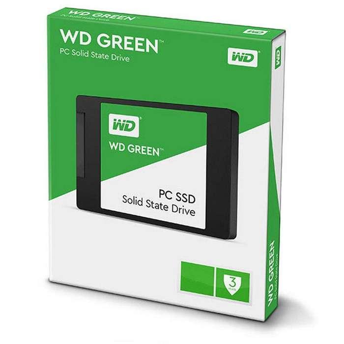 DISCO SOLIDO SSD WESTERN DIGITAL DE 240GB