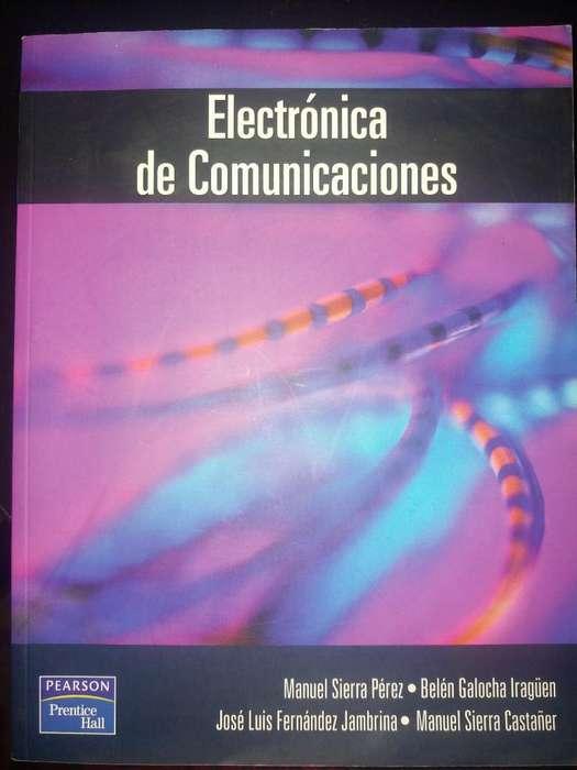 Libro de Electrónica de Comunicaciones