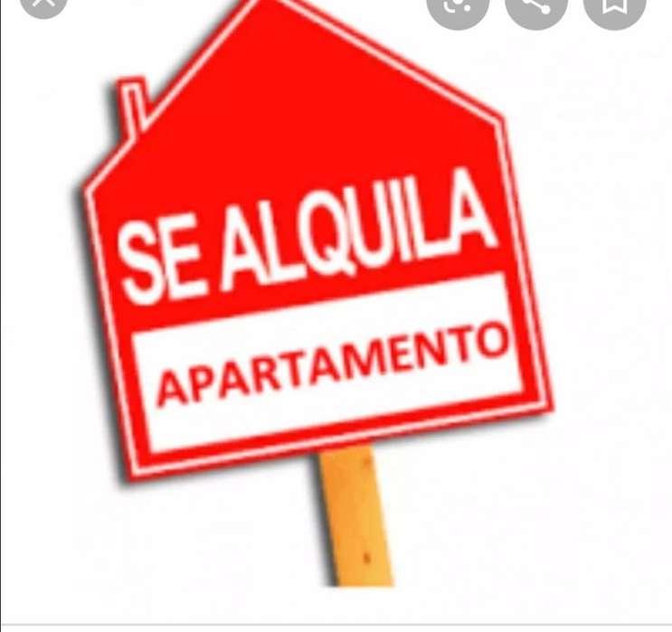 Se Alquila Apartamento Segundo Piso