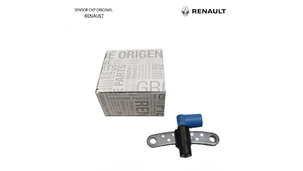 Repuesto original Renault Sensor CKP