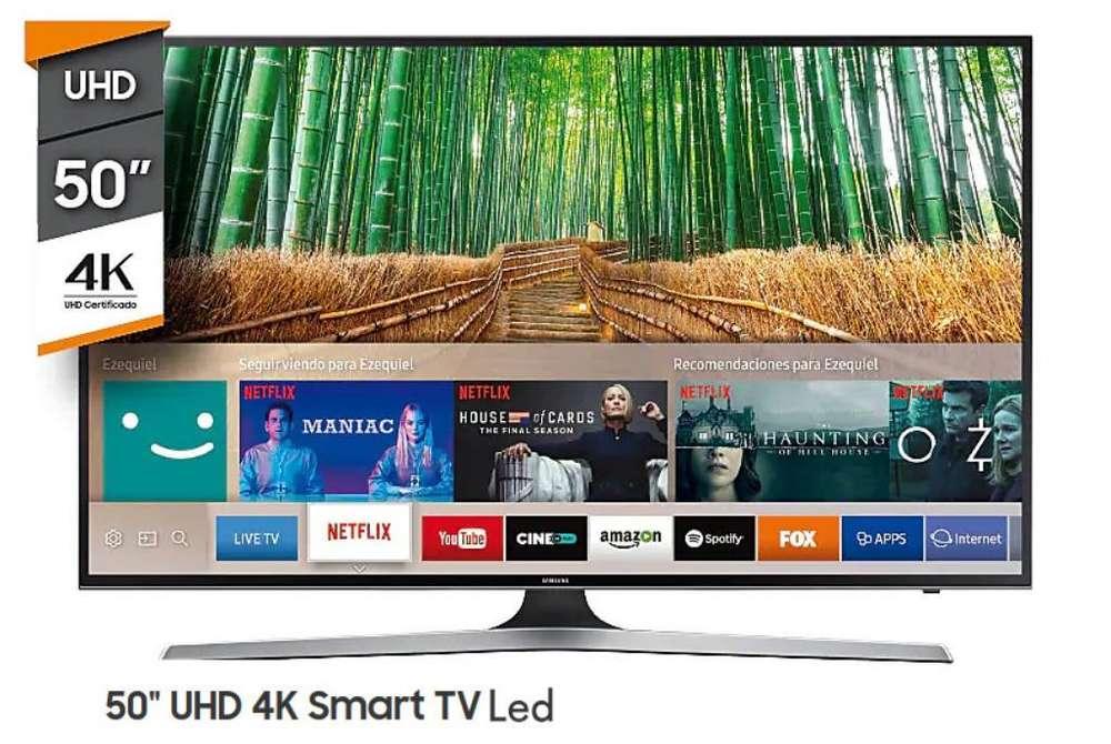 Vendo Smart Tv Uhd 4k