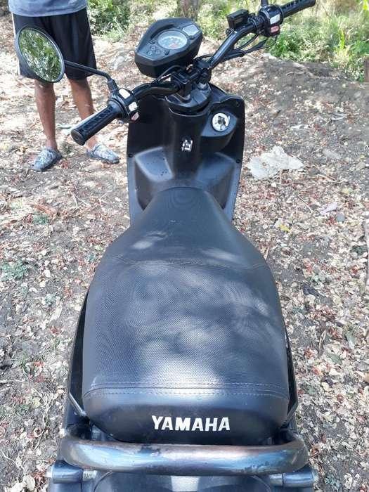 Vendo Moto Bws 2 Modelo 2009 con Seguro