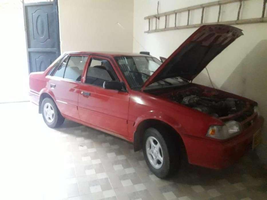 Mazda 323 2002 - 106000 km