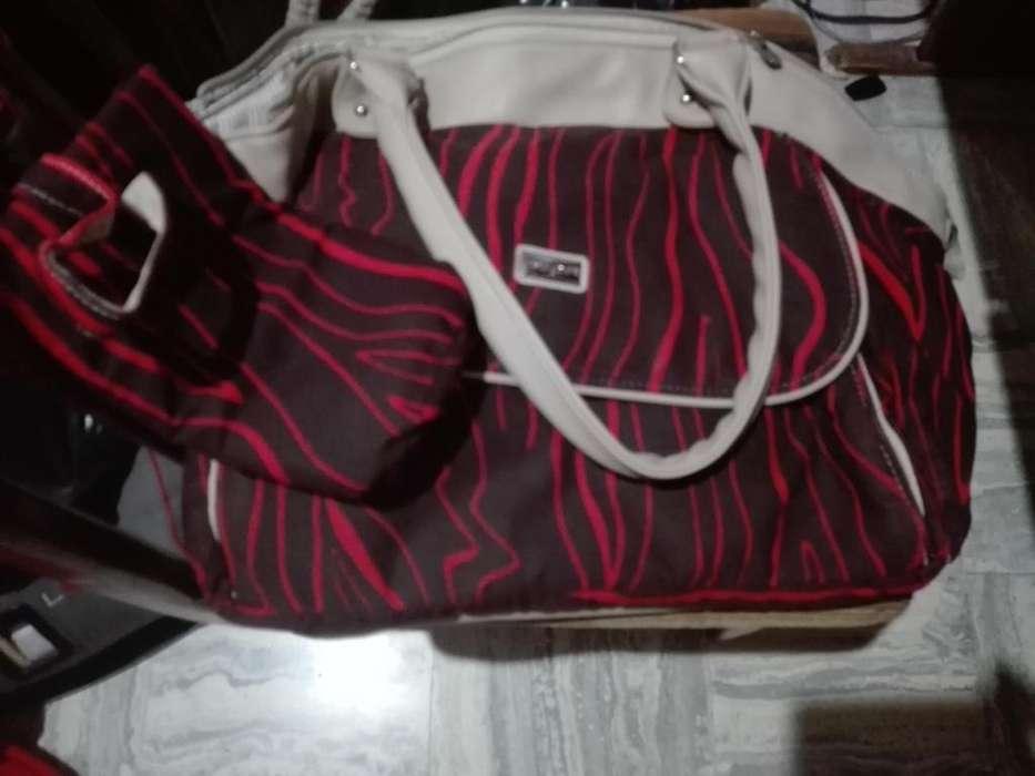 Vendo bolso maternal