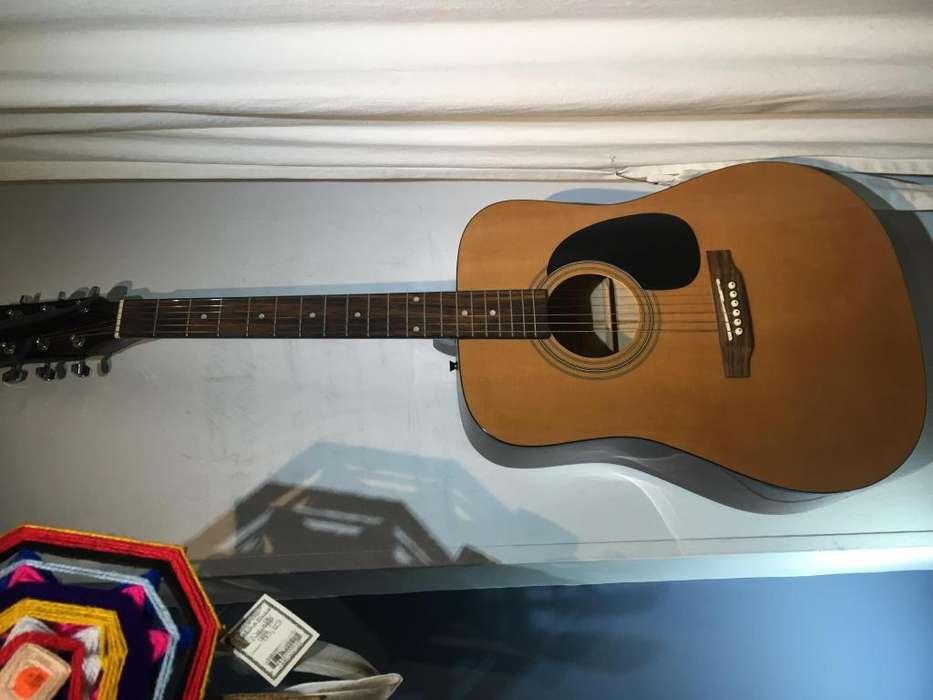 <strong>guitarra</strong> Acústica Squire de Fender