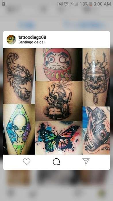 Tatuaje Tattoo en Cali