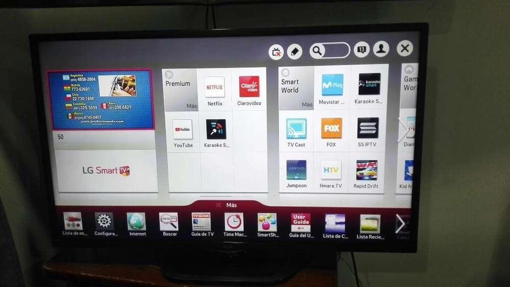 Televisor Smart Lg 42 Pulgadas Full Hd