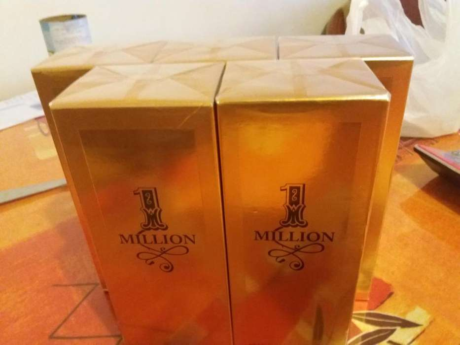 Perfume One Million,Paco Rabanne, 200ml, para hombre,100% Original de Paris FRANCIA.
