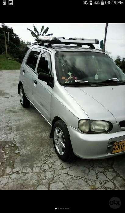Chevrolet Alto 2003 - 3000 km