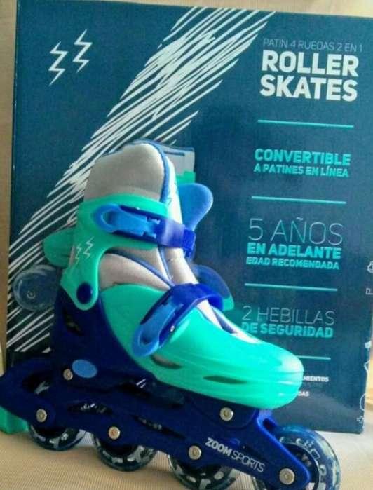 Vendo Patines Roller Skates