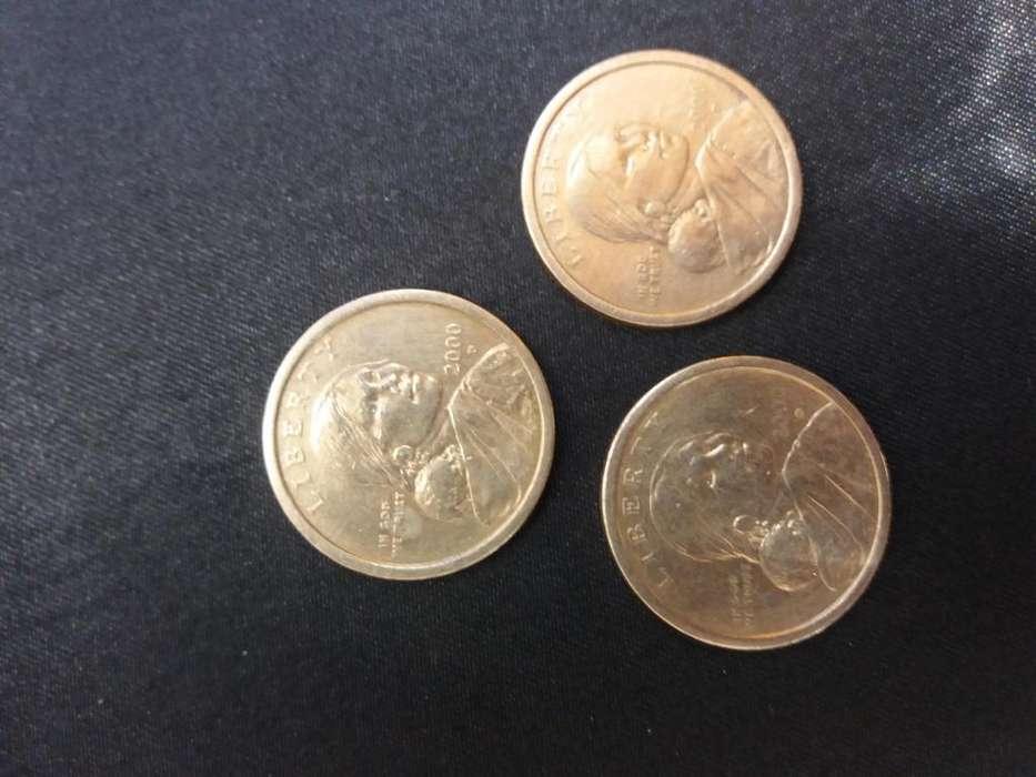 Monedas antiguas usa
