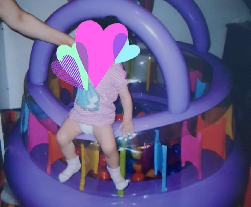 Inflable Bebe
