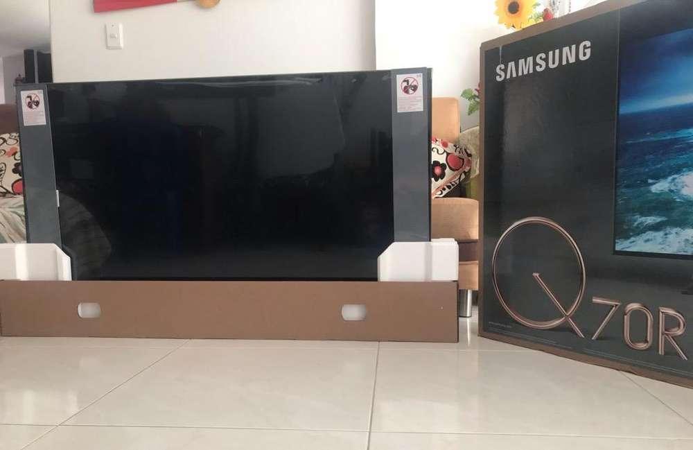 Tv Qled Samsung Q70R