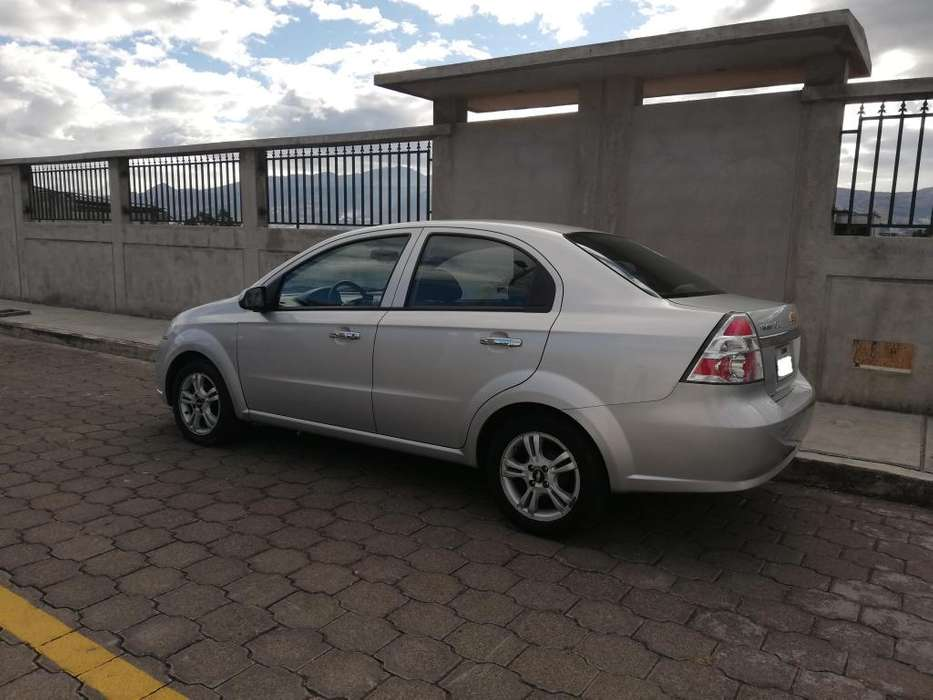 Chevrolet Aveo 2014 - 134000 km