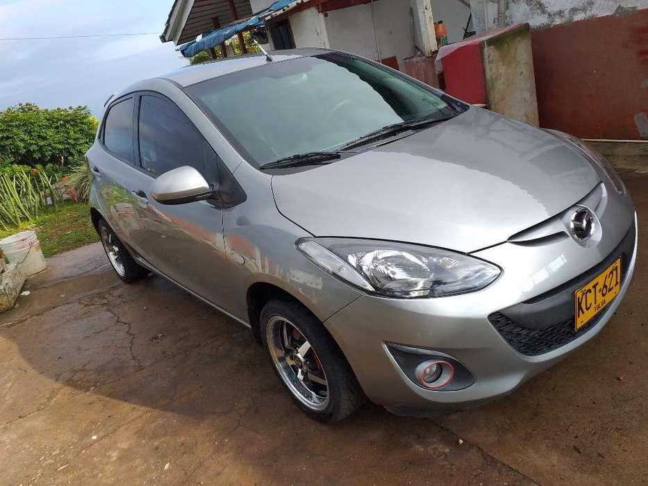 Mazda 2 2013 - 80260 km