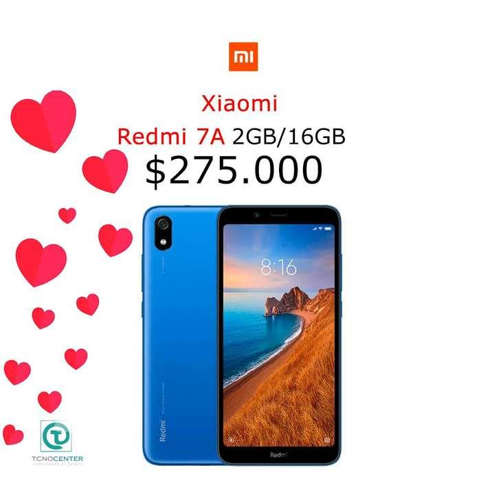 Xiaomi redmi 7A 16GB Nuevos, TIENDA FÍSICA, factura, garantia, Version global.