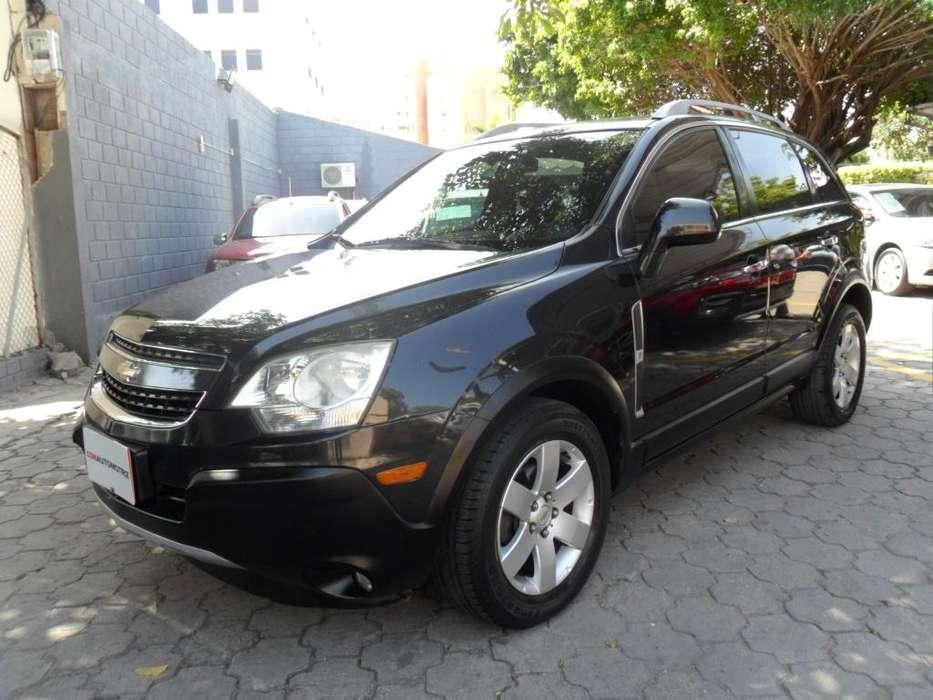 Chevrolet Captiva 2012 - 77000 km