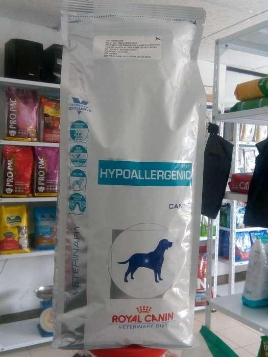 Royal Canin Hypoalergenic 2kg